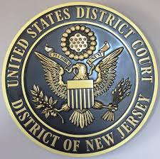 US District Court NJ Seal